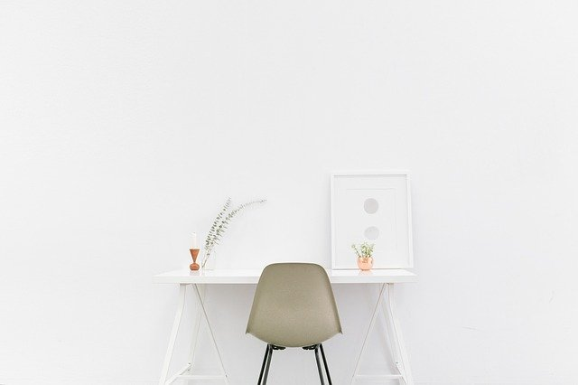 Biurko ścienne