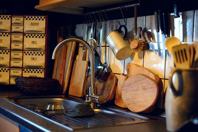 Noże i organizery kuchenne